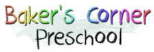 Baker's Corner Preschool in Coquitlam, British Columbia